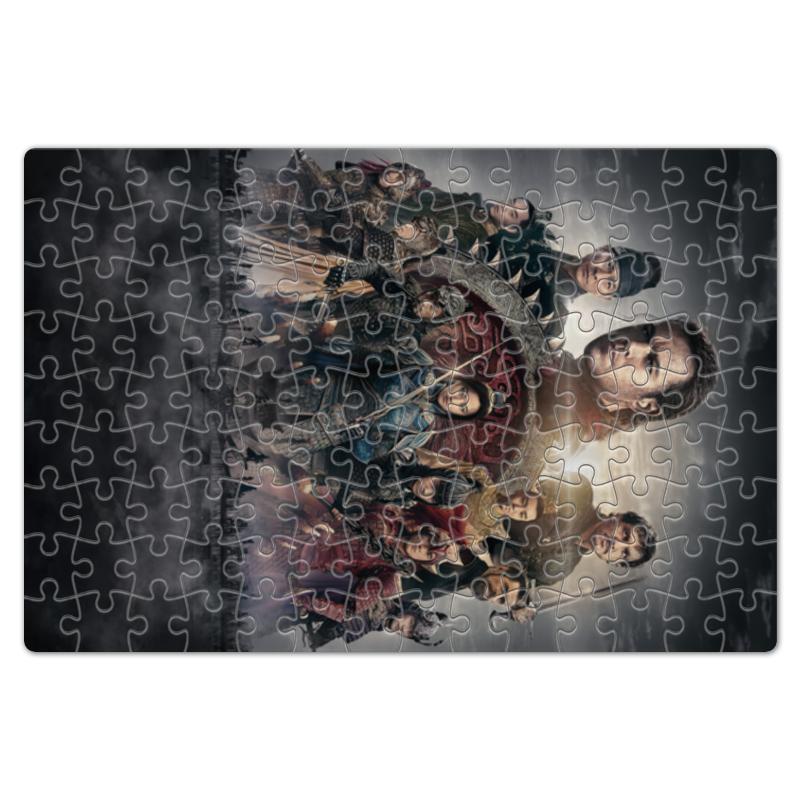 Пазл магнитный 18 x 27 (126 элементов) Printio Великая стена