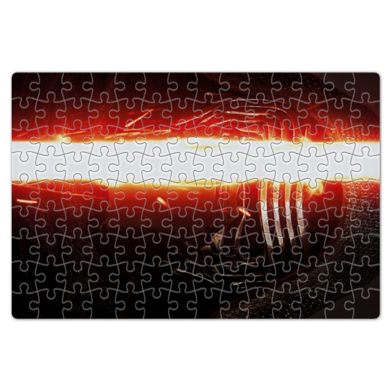 Пазл магнитный 18 x 27 (126 элементов) Printio Звездные войны - кайло рен пазл магнитный 18 x 27 126 элементов printio полет розовой феечки