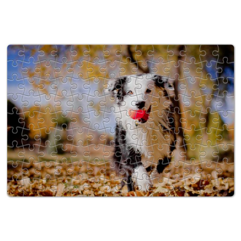 Пазл магнитный 18 x 27 (126 элементов) Printio Собака