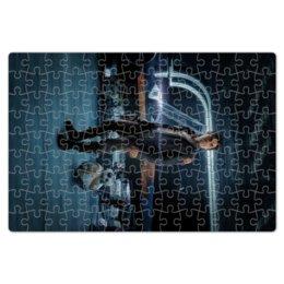 """Пазл магнитный 18 x 27 (126 элементов) """"Звездные войны - По Дамерон"""" - кино, фантастика, star wars, звездные войны, дарт вейдер"""