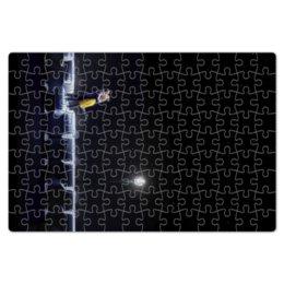 "Пазл магнитный 18 x 27 (126 элементов) ""Ла Ла Ленд"" - мечта, оскар, райан гослинг, la la land, эмма стоун"