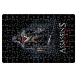"""Пазл магнитный 18 x 27 (126 элементов) """"Assassins Creed (Unity Arno)"""" - игра, assassins creed, воин, unity arno, арно"""