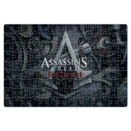"""Пазл магнитный 18 x 27 (126 элементов) """"Assassins Creed / Крэдо Убийцы"""" - games, игры, assassins creed, крэдо убийцы"""