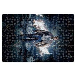 """Пазл магнитный 18 x 27 (126 элементов) """"Звездные войны - Финн"""" - звездные войны, фантастика, кино, дарт вейдер, star wars"""
