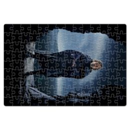 """Пазл магнитный 18 x 27 (126 элементов) """"Звездные войны - Люк Скайуокер"""" - кино, фантастика, star wars, звездные войны, дарт вейдер"""