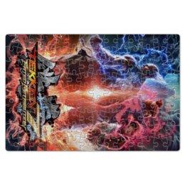 """Пазл магнитный 18 x 27 (126 элементов) """"Tekken 7"""" - tekken, tekken 7"""