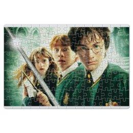 """Пазл магнитный 18 x 27 (126 элементов) """"Гарри Поттер"""" - кино, фильм, фантастика, пазлы, гарри поттер"""