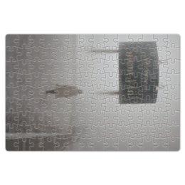 """Пазл магнитный 18 x 27 (126 элементов) """"Сайлент Хилл"""" - страх, игра, кино, ужасы, silent hill"""
