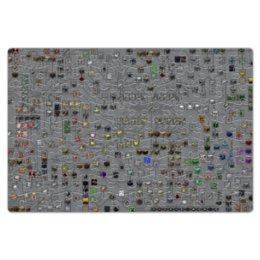 """Пазл магнитный 18 x 27 (126 элементов) """"Схема Minecraft"""" - minecraft"""