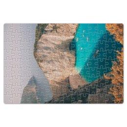 """Пазл магнитный 18 x 27 (126 элементов) """"Summer time!"""" - лето, море, пазл, океан, пляжный сезон"""