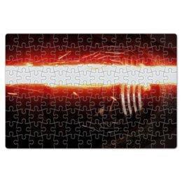 """Пазл магнитный 18 x 27 (126 элементов) """"Звездные войны - Кайло Рен"""" - кино, фантастика, star wars, звездные войны, дарт вейдер"""
