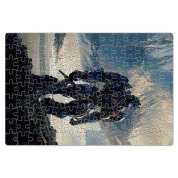 """Пазл магнитный 18 x 27 (126 элементов) """"Трансформеры"""" - фантастика, роботы, transformers, трансформеры, автоботы"""