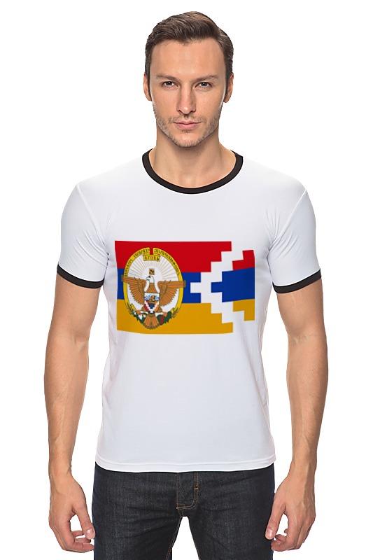 Футболка Рингер Printio Карабах арцах футболка рингер printio республика удмуртия ижевск