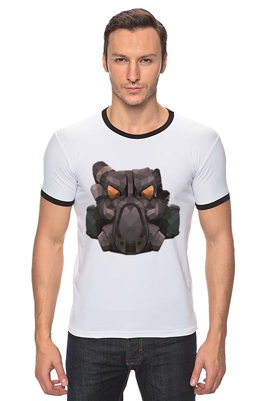 Футболка Рингер Printio Fallout футболка классическая printio fallout фэллаут