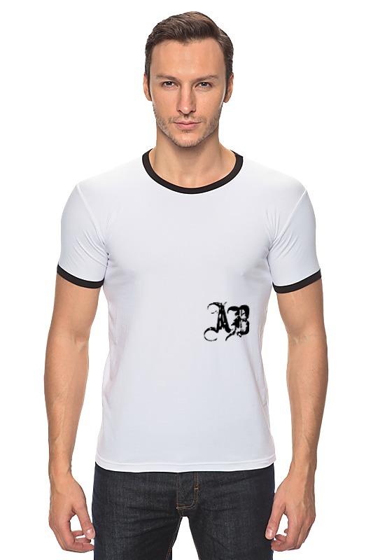 Футболка Рингер Printio Alter bridge футболка wearcraft premium printio alter bridge