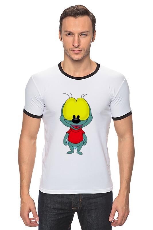 Футболка Рингер Printio Веселый вжик футболка твое футболка с длин рукавомбел 140 1сорт