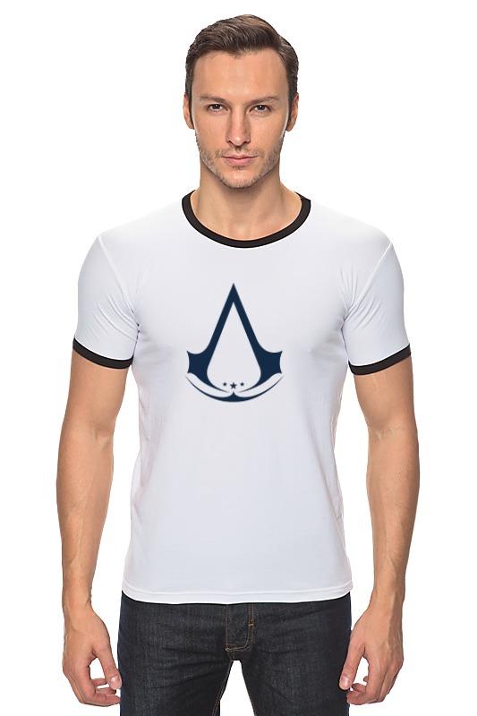 Футболка Рингер Printio Assassin футболка print bar shogun assassin