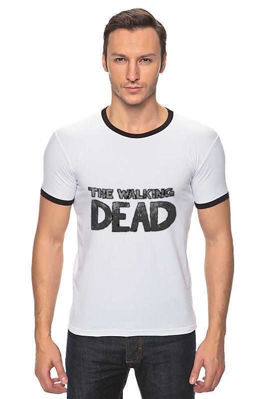 Футболка Рингер Printio The walking dead худи print bar the walking dead