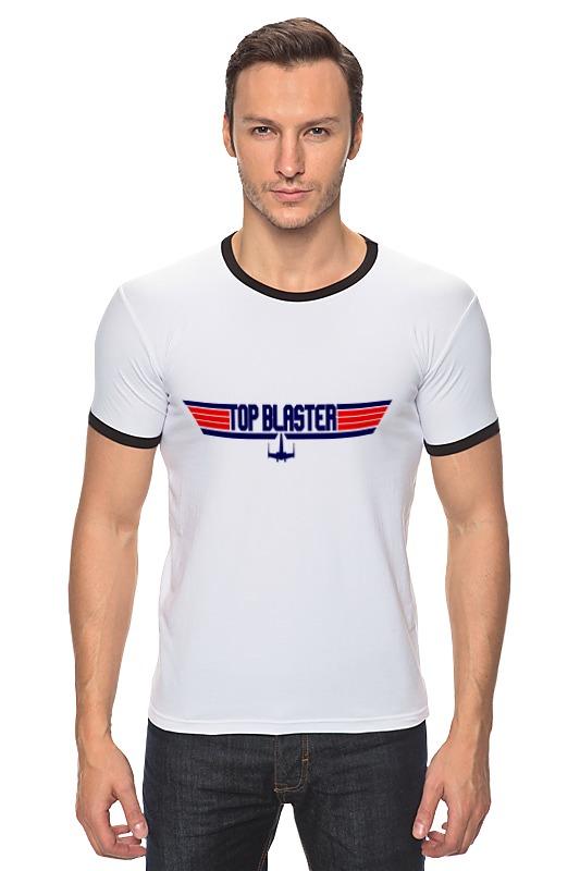 Футболка Рингер Printio Топ бластер футболка asics футболка layering top