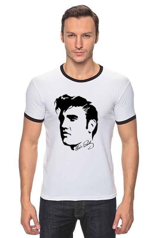 Футболка Рингер Printio Elvis presley футболка рингер printio elvis presley