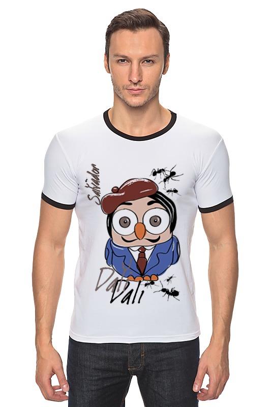Футболка Рингер Printio Сова сальвадор дали суперсова goofi футболка классическая printio сова мэрилин монро суперсова goofi