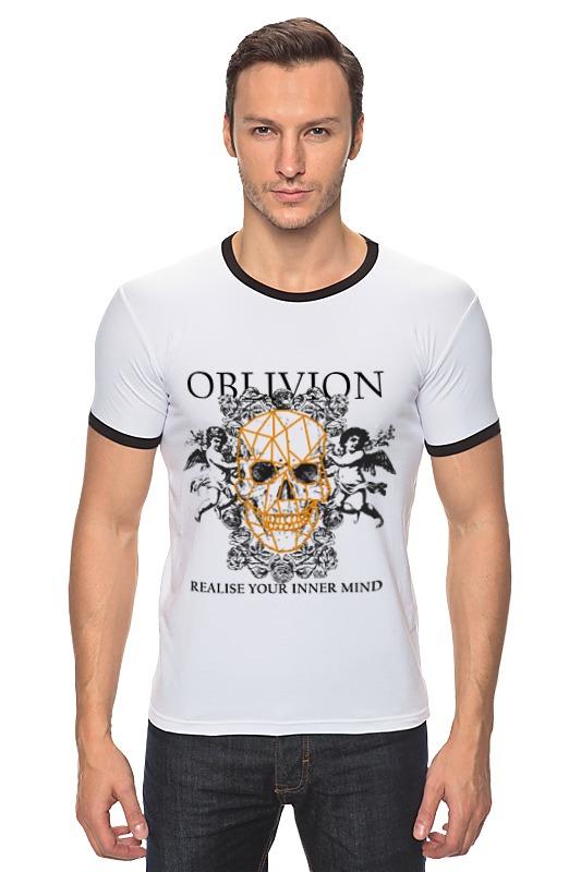 Футболка Рингер Printio Oblivion crematory crematory oblivion