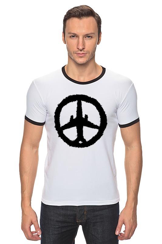 Футболка Рингер Printio Самолет, солидарность, россия (а321) бюсси м самолет без нее