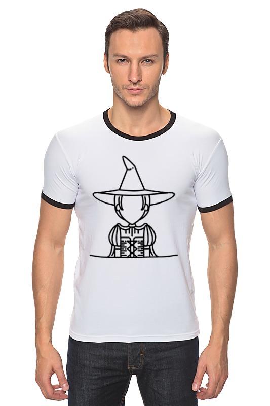 Футболка Рингер Printio Ведьма (страна оз)