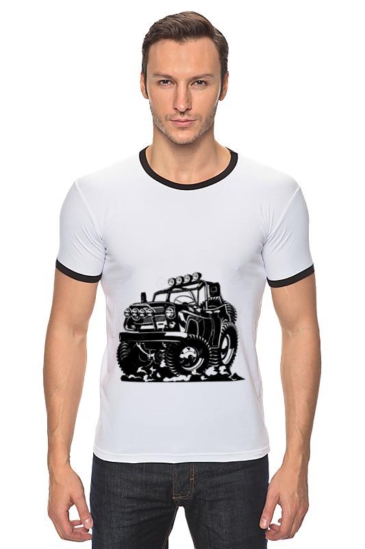 Футболка Рингер Printio Авто уаз детская футболка классическая унисекс printio авто уаз