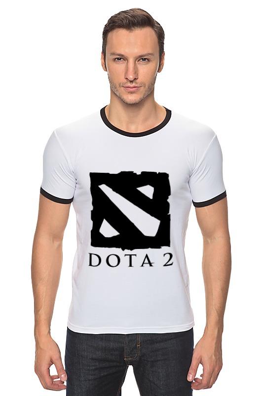 Футболка Рингер Printio Dota 2 (дота 2) футболка классическая printio dota 2 дота 2
