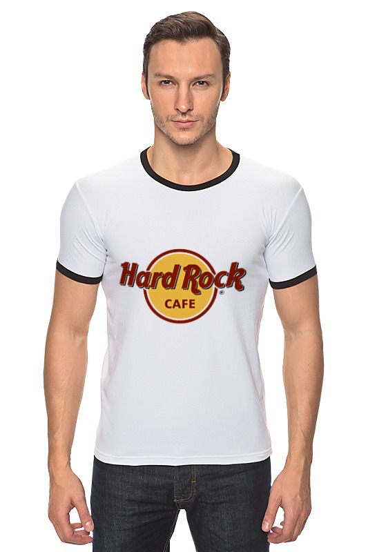 Футболка Рингер Printio Hard rock сумка printio hard rock