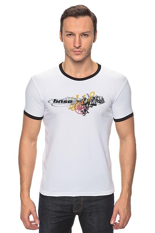 Футболка Рингер Printio Alternative lifestyle
