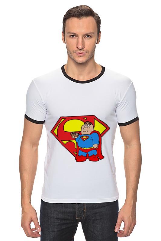Футболка Рингер Printio Гриффины (family guy) футболка рингер printio гриффины