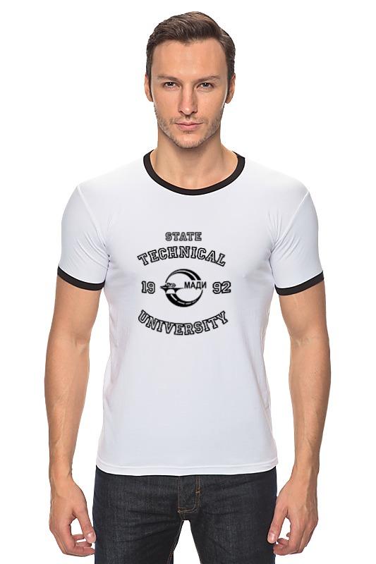 Футболка Рингер Printio Футболка женская мади футболка magnetiq футболка