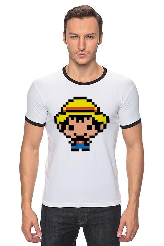 Футболка Рингер Printio Соломенная шляпа шляпы krife шляпа