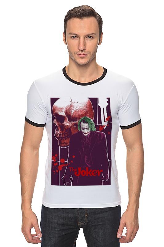 Футболка Рингер Printio The joker футболка классическая printio the joker