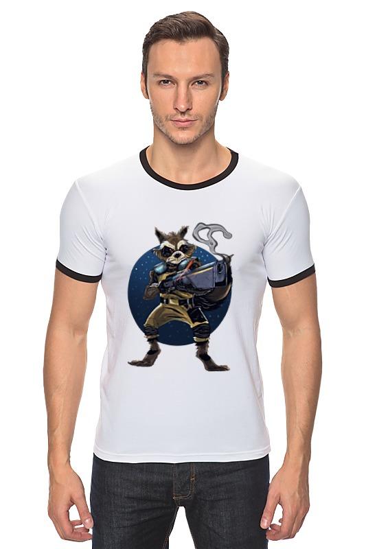 Футболка Рингер Printio Guardians of the galaxy guardians of the galaxy new guard vol 3