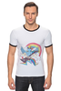 """Футболка Рингер """"Rainbow Dash"""" - pony, mlp, rainbow, dash"""
