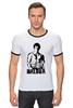 "Футболка Рингер ""Rocky Balboa"" - рокки бальбоа, sylvester stallone, сильвестр сталлоне, rocky, рокки"