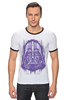 "Футболка Рингер ""Anakin Skywalker"" - darth vader, starwars, дарт вейдер, звёздные войны, джедай"