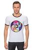 """Футболка Рингер """"Elements Of Harmony """" - арт, pony, mlp, пони"""