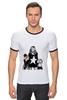"""Футболка Рингер """"Madonna"""" - музыка, мода, madonna, мадонна"""