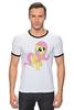 "Футболка Рингер ""Fluttershy"" - pony, mlp, пони, флаттершай"