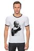 "Футболка Рингер ""One and Only "" - путин, putin, designministry, oneandonly, patriotic"