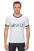 """Футболка Рингер """"NeedForData"""" - nfd"""