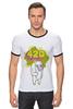 """Футболка Рингер """"420"""" - авторские майки"""