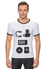 """Футболка Рингер """"Store"""" - музыка, apple, musiс, диск, наушники, плеер, клавиши, mp3, cd, headphones"""