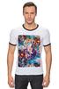 "Футболка Рингер ""New Gunner Girls"" - мэтт тейлор, matt taylor shirt, matt taylor"