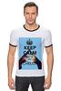 """Футболка Рингер """"Keep calm and be an Echelon"""" - 30 seconds to mars, rock, keep calm, 30stm, echelon"""