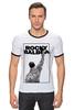 "Футболка Рингер ""Rocky Balboa"" - рокки, rocky, сильвестр сталлоне, sylvester stallone, рокки бальбоа"